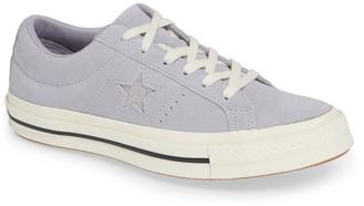 Converse One Star OX Suede Sneaker (Unisex)