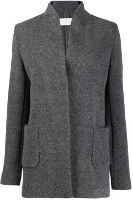 Fabiana Filippi concealed front fastening coat