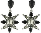 Oscar de la Renta Tropical Bloom Star C Earrings