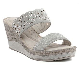 Good Choice Rhea Wedge Sandal