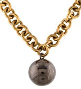 Kelly Wearstler Chain Sphere Necklace