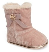 MICHAEL Michael Kors Infant Girl's Baby Sweet Crib Boot