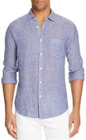 Rails Chambray Regular Fit Button Down Shirt