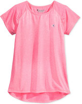 Champion Girls' High-Low-Hem T-Shirt