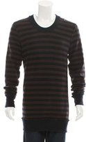 Dolce & Gabbana Cashmere Striped Sweater w/ Tags