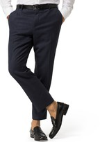 Tommy Hilfiger Tailored Collection Glen Plaid Trouser