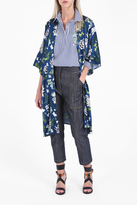 ADAM by Adam Lippes Floral Kimono Jacket