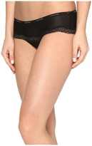 Calvin Klein Underwear Sheer Marquisette with Lace Hipster