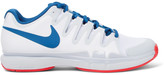 Nike Tennis Zoom Vapor 9.5 Tour Rubber-Trimmed Mesh Tennis Sneakers