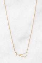 Tai Virgo Pendant Gold