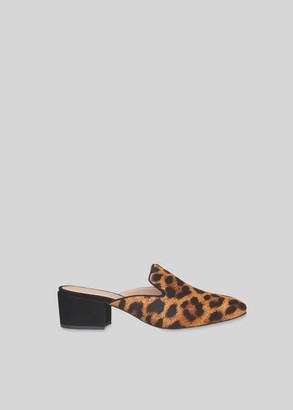 Dex Backless Low Heel Shoe