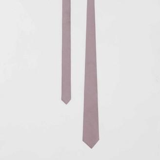 Burberry Classic Cut Micro Dot Silk Jacquard Tie