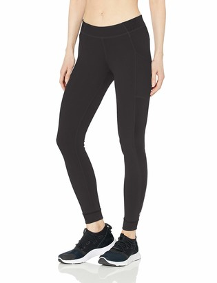 Champion Women's PHYS Ed Tight with Side Pocket Pants
