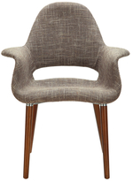 Modway Taupe Dining Armchair