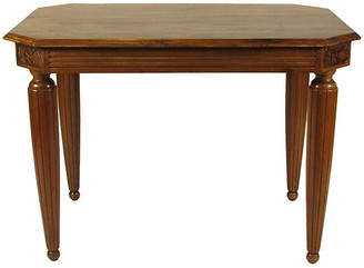 One Kings Lane Vintage French Art Deco Breakfast Table - The Barn at 17 Antiques