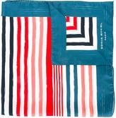 Sonia Rykiel striped scarf - women - Silk - One Size