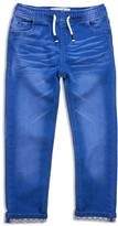 Sovereign Code Boys' Knit Denim Joggers - Sizes 4-7