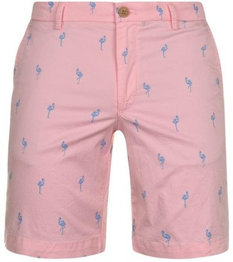 Izod Saltwater Palm Shorts