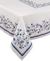 """Portmeirion Blue Portofino 60"""" x 84"""" Tablecloth"""