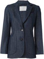 Societe Anonyme two button jacket - women - Cotton - 46