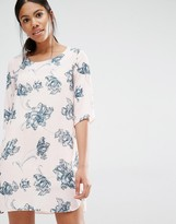 Love Printed Tunic Dress