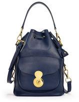 Ralph Lauren Nappa Ricky Drawstring Bag