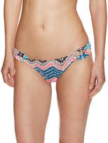 Shoshanna Ionian Mosaic Loop Bikini Bottoms