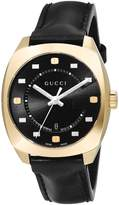 Gucci Men's YA142408 Analog Display Swiss Quartz Watch