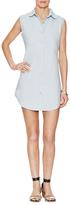 Calypso Cotton Sleeveless Shirtdress