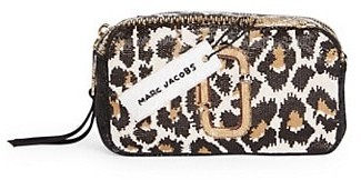 Marc Jacobs The Snapshot Trompe L'Oeil Pouch