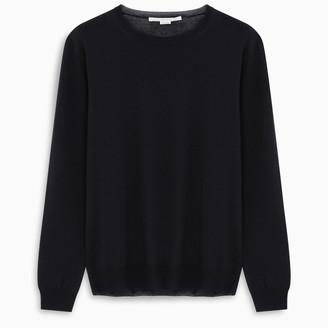 Stella McCartney Black crewneck sweater