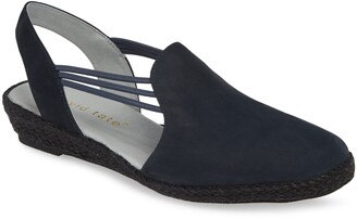 David Tate 'Nelly' Slingback Wedge Sandal