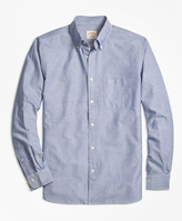 Brooks Brothers Selvedge Oxford Sport Shirt
