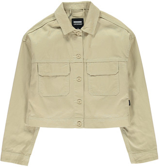 Dr. Denim Desert Nevada Worker Jacket - small