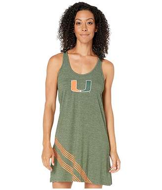 Champion College Miami Hurricanes Tank Dress