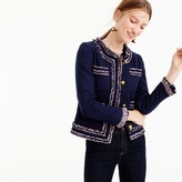 J.Crew Lady jacket with Liberty® trim