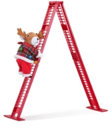 Mr. Christmas Table top Climber- Reindeer