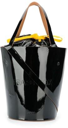Nana-Nana Trash Box bucket bag
