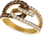 LeVian Le Vian Chocolatier® Diamond (7/8 ct. t.w.) Ring in 14k Gold