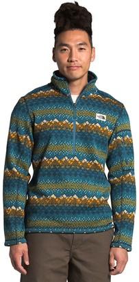 The North Face Novelty Gordon Lyons 1/4-Zip Fleece Pullover Jacket - Men's