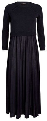 Max Mara Barabba Sweater And Dress Set