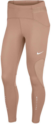 Nike Womens Speed Icon Clash 7/8 Running Tights