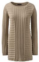 Classic Women's Tunic Sweater-Gemstone Teal
