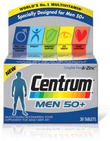 Centrum Men 50 Plus Multivitamin Tablets - (30 Tablets)