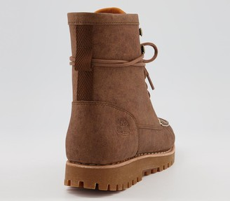 Timberland Jackson Landing Recycle Boots Medium Brown