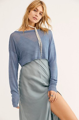 Free People Capri Pullover