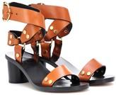 Isabel Marant Jeyka embellished leather sandals