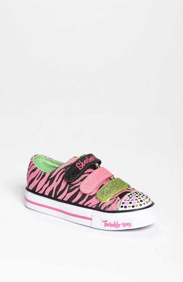 Skechers 'Twinkle Toes' Light-Up Sneaker (Little Kid) (Nordstrom Exclusive)