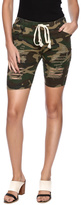 36 POINT 5 Camouflage Shorts