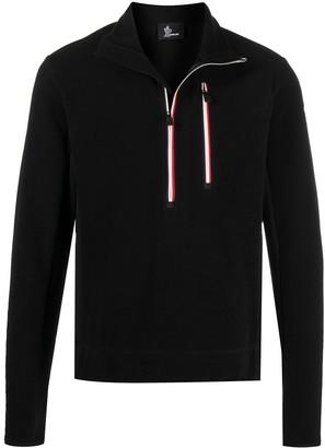 MONCLER GRENOBLE Half-Zip Pullover Fleece